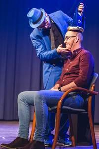 színpadi bűvész műsor rendelés